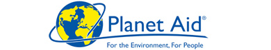 Planet Aid Logo